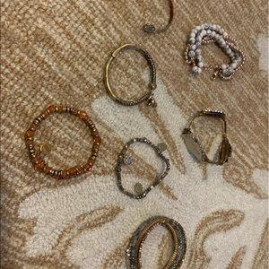 Bracelet Bundle- Kendra Scott/Alex Ani